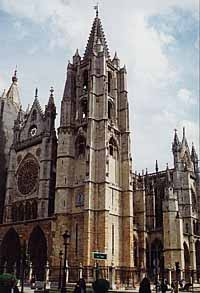 Cathedral at Leon